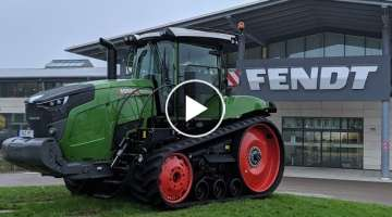 Fendt Legend on my Garage