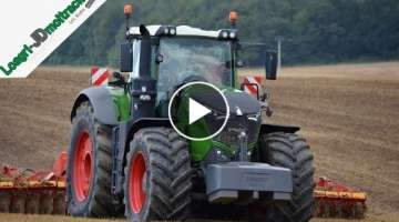 Fendt 1050 Vario at Work in FRANCE !
