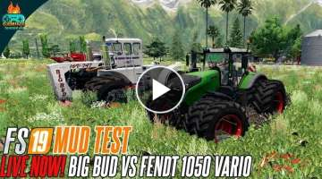 BIG BUD aur FENDT 1050 ka touchan muqabala MUD mein! Erlengrat Multiplayer Urdu/Hindi gameplay