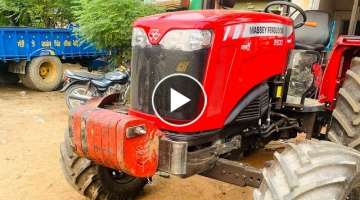 Massey 9500 Smart. All Tractor Accessories