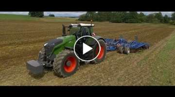 ???????????? Fendt 1050 Vario + KÖCKERLING Vector |1000 Vario Tour|