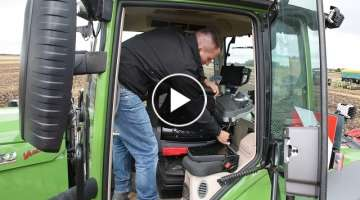 Fendt 1050 rotary control