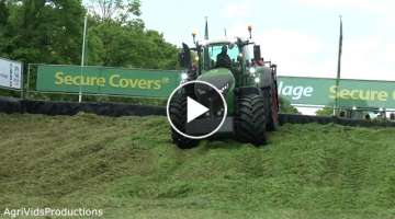 Fendt 1050. Grass And Muck 2017