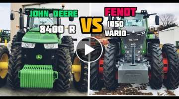 JOHN DEERE VS FENDT