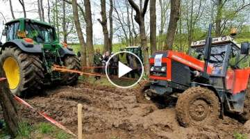 Best Of Tractor Crash & Fail