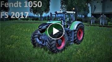 Farming Simulator 2017 Fendt 1050