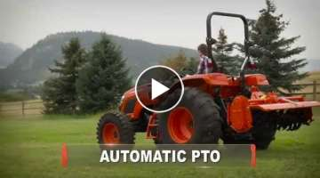 RX Series Tractor