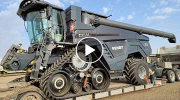 Fendt 790hp Ideal 10 has arrived