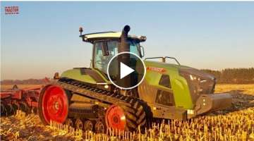 673 HP FENDT 1167 Vario MT Tractor Disk Ripping