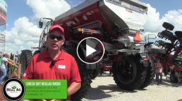 Case IH's new Trident 5550 presents fastest converting combination applicator