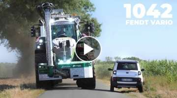 ETA GUILLOTEAU 2020 | SLURRY XXL in France | 2x FENDT 1042 | SAMSON FAP