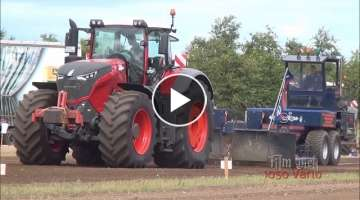 Fendt 1050 RedPower..! 18T Tractor Pulling