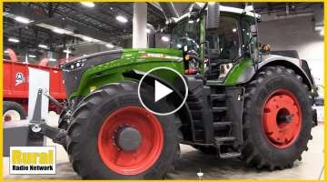 Meet the Fendt 1050 Vario | Iowa Power Farming Show Video Spotlight