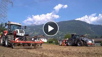 STEYR Power in the Tyrolean Alps | Gumpi Team Stadlerhof | S-Guide | Precision farming