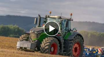 Fendt 1050 Vario + Köckerling de 9 M