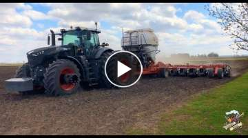 STEALTH Fendt 1050 Tractor Strip Tilling