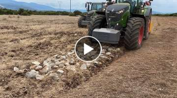Bigger Tractor and Stone Cracker